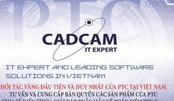 Giới thiệu địa chỉ bán bản quyền phần mềm PTC Creo uy tín – giá tốt nhất