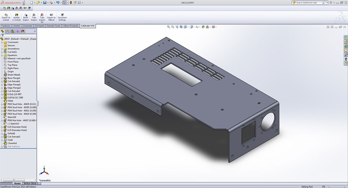 3D CAD Integration