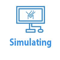 simulating