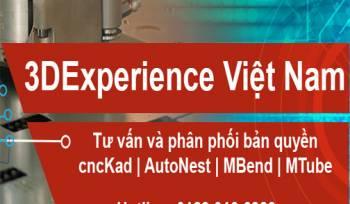 Mua bản quyền phần mềm cncKad | AutoNest | MBend | MTube ở đâu tốt nhất?